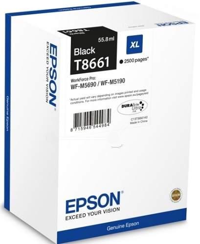Epson T8661XL Black