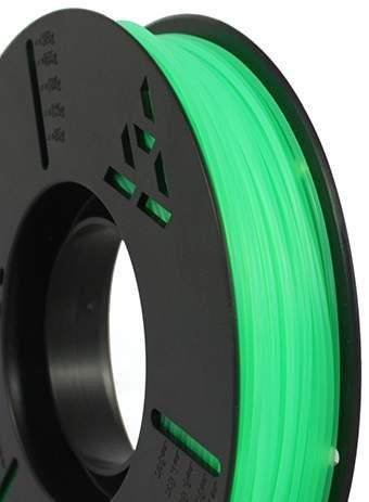Panospace PLA filament 1,75mm/326g zelený
