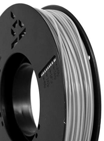 Panospace PLA filament 1,75mm/326g šedý