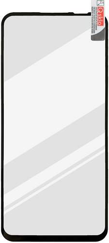 Qsklo 2,5D ochranné tvrzené sklo pro Huawei P40 Lite, černá