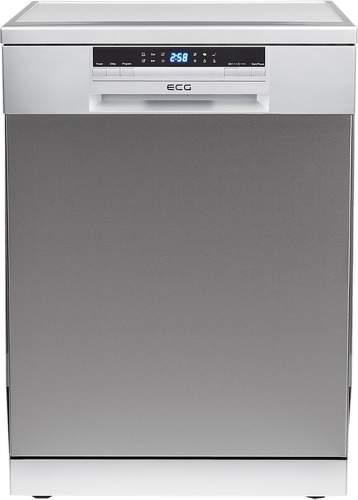 ECG EDF 6046 QXA++, nerezová myčka nádobí