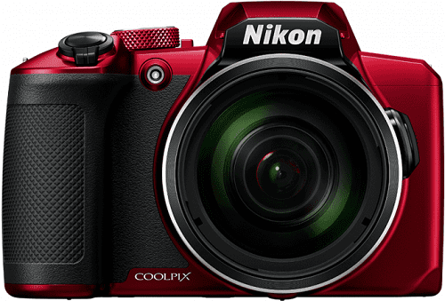 Nikon Coolpix B600 červený