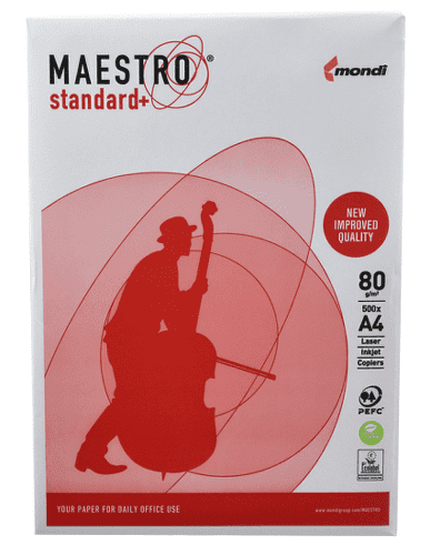 Maestro Standard+, A4 (500ks)