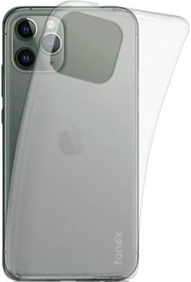 Fonex TPU pouzdro pro Apple iPhone 11 Pro Max, transparentní