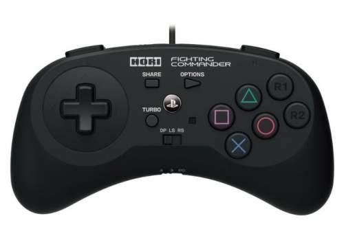 Hori Fighting Commander (PC, PS3, PS4) černý