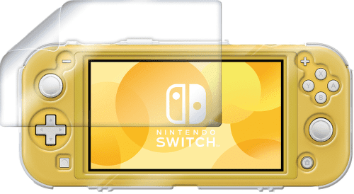 Hori Screen System Protector - kryt a fólie na Nintendo Switch Lite