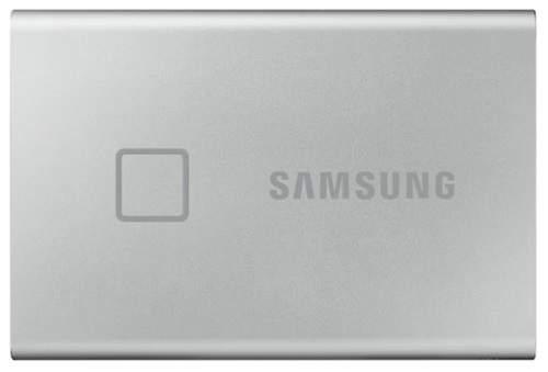 Samsung T7 Touch 2TB stříbrný
