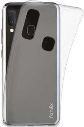 Fonex TPU pouzdro pro Samsung Galaxy A20e, transparentní
