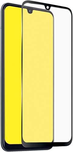 SBS 3D Full Cover tvrzené sklo pro Samsung Galaxy A21s, černá