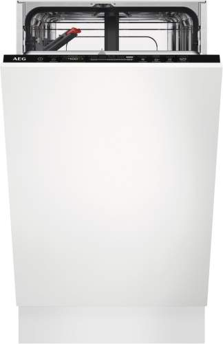 AEG Mastery FSE73407P, Vestavná myčka nádobí