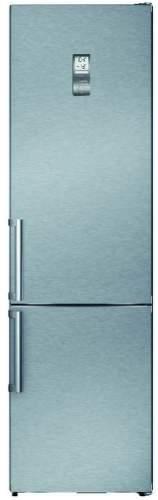 LORD C1, nerezová kombinovaná chladnička