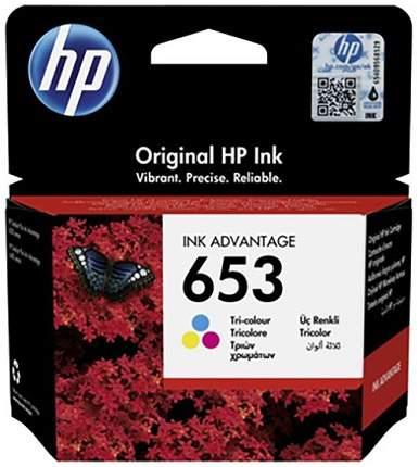 HP 653 Tri-color