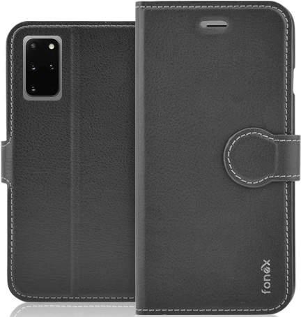 Fonex flipové pouzdro pro Samsung Galaxy S20+, černá