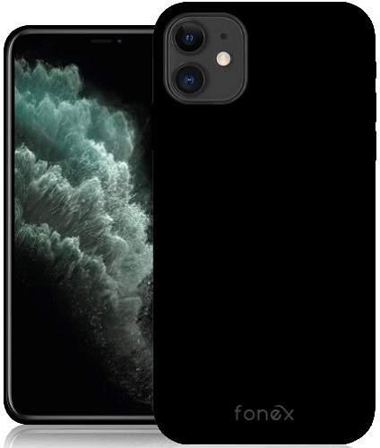 Fonex Green Mood pouzdro pro Apple iPhone 11, černá