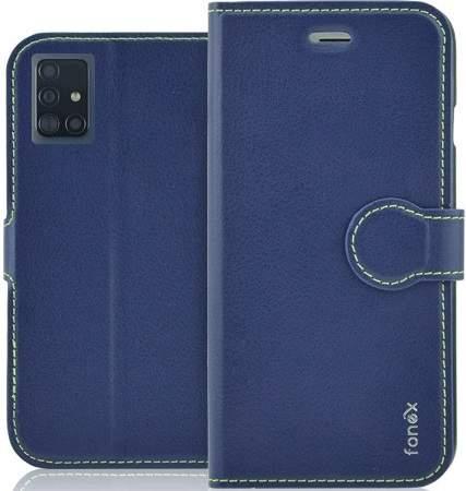 Fonex Identity flipové pouzdro pro Samsung Galaxy A51, modrá