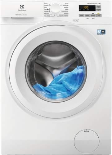 Electrolux PerfectCare 600 EW6F528WVC, bílá pračka plněná zepředu