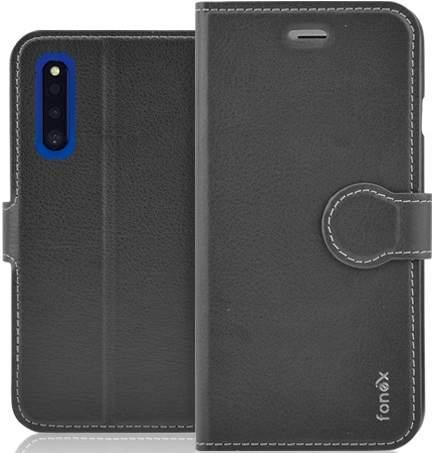 Fonex Identity flipové pouzdro pro Samsung Galaxy A41, černá