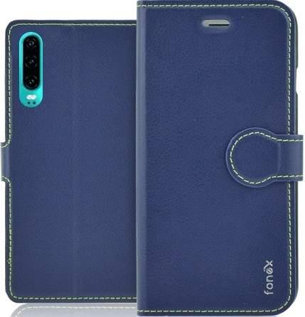 Fonex Identity flipové pouzdro pro Huawei P30 Lite, modrá