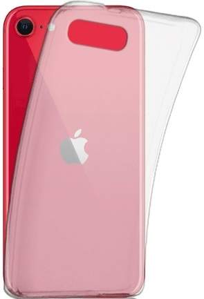 Fonex TPU pouzdro pro Apple iPhone SE 2020/8/7, transparentní