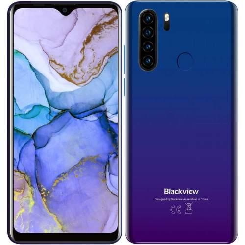 iGET Blackview A80 Pro, modrá