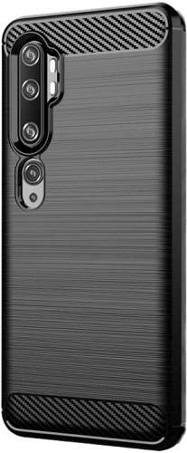 Winner Carbon pouzdro pro Xiaomi MI Note 10 Lite, černá