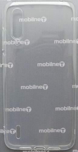 Mobilnet gumové pouzdro pro Xiaomi Mi 9 Lite, transparentní