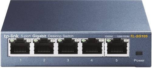 TP-LINK TL-SG105 5-port Gigabit