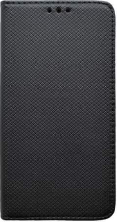 Mobilnet flipové pouzdro pro Motorola G8 Power Lite, černá