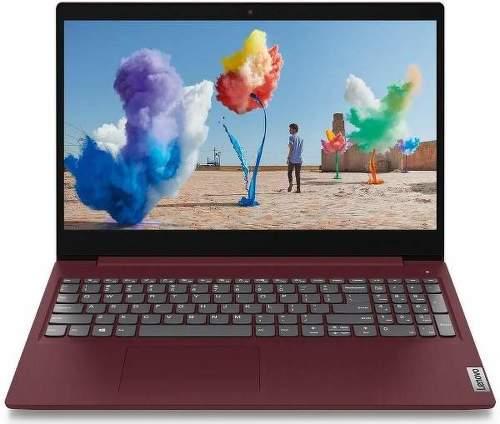 Lenovo IdeaPad 3 15ADA05 81W1001YCK červený