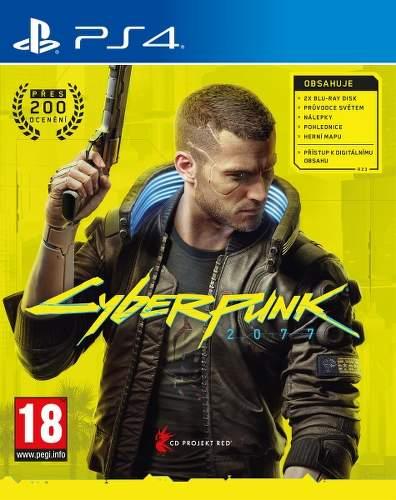 Cyberpunk 2077 PS4 hra