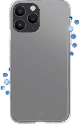 SBS Biomaster pouzdro pro Apple iPhone 12 Pro Max transparentní