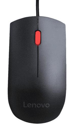 Lenovo Essential USB Mouse černá