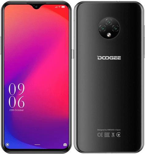 doogee-x95-pro-cierny-smartfon