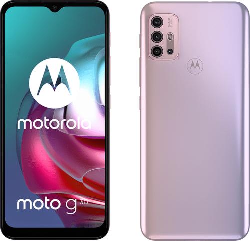 Motorola G30 pastelová