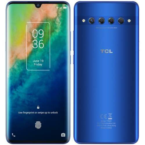 TCL 10 Plus 64 GB modrá