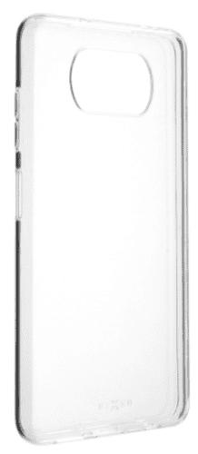 Fixed TPU puzdro pre Xiaomi Poco X3 transparentná