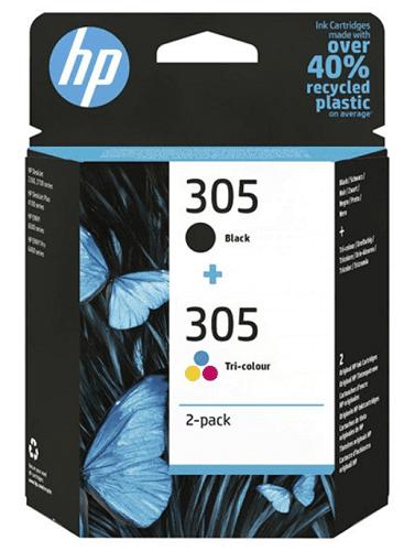 HP 305 (6ZD17AE) barevná + černá