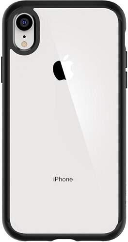 Spigen Ultra Hybrid pouzdro pro Apple iPhone Xr černá