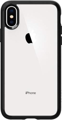 Spigen Ultra Hybrid pouzdro pro Apple iPhone Xs/X černá