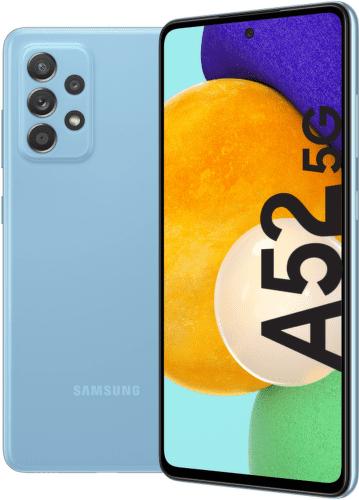 Samsung Galaxy A52 5G 128 GB modrý