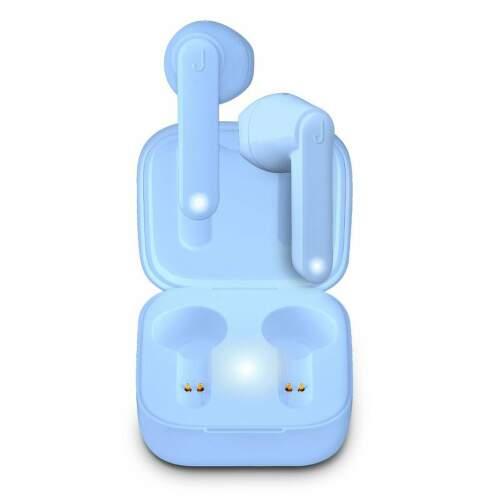 SBS Bezdrôtové slúchadlá Sweet Twin modrá