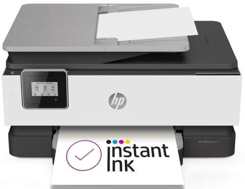 HP OfficeJet 8013 All-In-One 1KR70B#A81 čierna