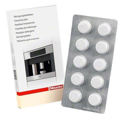 MIELE 7616440 čistiace tablety do kávovarov 10 ks