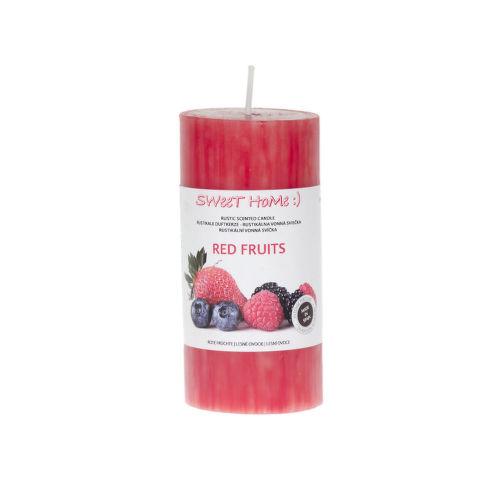 Sweet Home Lesní ovoce aromatická svíčka (220g)