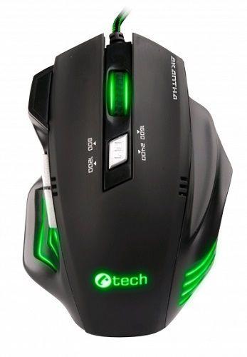 C-Tech Akantha GM-01G zelená
