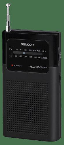 Sencor SRD 1100 černé