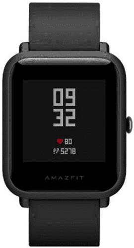 Xiaomi Mi Amazfit BIP černé