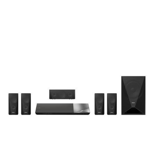 Sony BDV-N5200WB (černé)