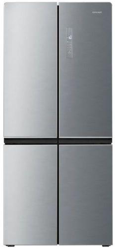 Concept LA8983ss, nerezová americká chladnička