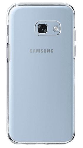 Spigen Liquid Crystal pouzdro pro Samsung Galaxy A3 2017, transparentní